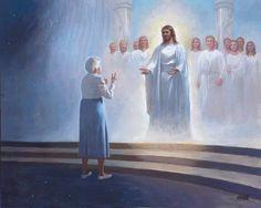 Yeshua (Jesus) is Lord: Keep On Looking Jon Mcnaughton, Image Jesus, Pictures Of Christ, Padre Celestial, Religion Catolica, Jesus Christus, Lds Art, Saint Esprit, Jesus Is Lord