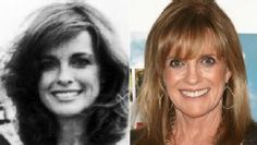 Dallas returns promo shot shows old stars getting steamy with new cast. Dancing With The Starts, Linda Gray, Celebrities Then And Now, Young Ones, Yesterday And Today, America's Got Talent, Old Tv, New Series, Dean