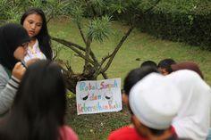pendidikan kesehatan untuk anak-anak cibereum
