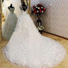 Wedding Dress Fantasy - Gypsy Wedding Dress, $3,600.00…