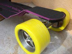 #AlwaysDoItBIG & #RideBIG www.DonkBoard.com #donkboard #longboard #skateboard