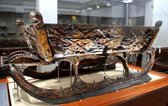 Anglo Saxon and Viking Ship Burial - The British Museum - Medievalists.net