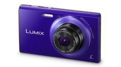 Panasonic Lumix DMC-FH10 16.1MP Digital Camera - Violet