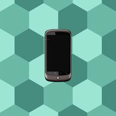 Nexus One Screen