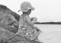 Randy-Hann-drawings8b.1961, ,  Newfoundland-based, the self-taught artist is internationally-known for his mind-blowing hyperrealistic works. His masterpieces have been exhibited in various art galleries, and many are found in private collections around Canada and throughout the world.