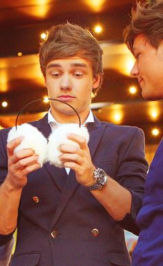 Liam, you're so cute baby