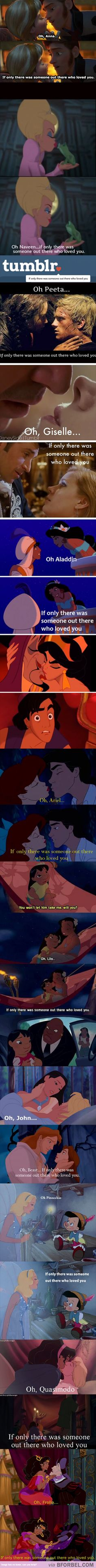 What If Other Disney (And Hunger Games) Characters Spoke Hans' Words? I like the Tumblr one...