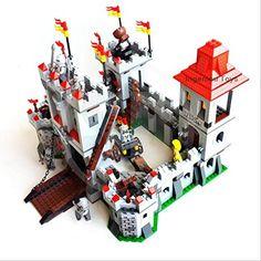AUSINI branded knights castle sets / king's fortress kingdoms new 1118pcs #27110: Amazon.co.uk: Toys & Games
