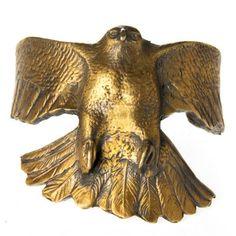 Hawk Bracelet by Alkemie, LA