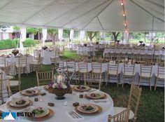 Wedding Tent Rental Chicago Outdoor Wedding Rentals, Rent Event Tents, Party Rentals Chicago, Illinois.