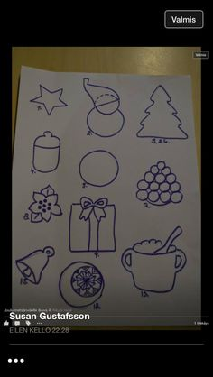 Hahmot 2 Satu, Christmas Stuff, Xmas, Advent Calendars, School, Character, Christmas Things, Christmas, Navidad