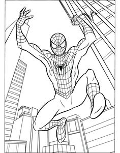 spiderman coloring pages - Free Large Images - Visit to grab an ...