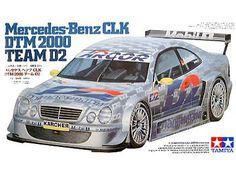 Boxart Mercedes-Benz CLK DTM 24234 Tamiya