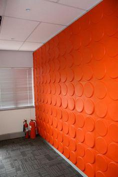 3D Wall panels-Ellipses Design