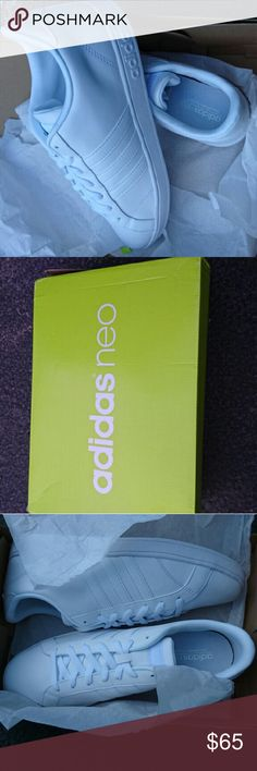 Adidas performance men's baseline fashion sneakers Color is white .brand new, and with box. Has never been used Adidas Shoes Sneakers