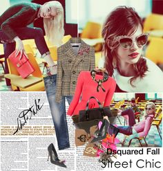 """""""Dsguared Fall"""" by mmbter on Polyvore"""