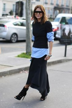Paris Fashion Week: Street Style Part 2 - FLARE