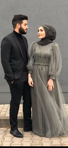 Muslim Fashion, Hijab Fashion, Fashion Outfits, Hijabi Gowns, Arabian Beauty Women, Hijab Dress Party, Hijab Style Tutorial, Iranian Women, Stylish Dresses For Girls