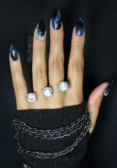 Finger Painted: The One With Next Top Nail Artist Challenges 2&3!