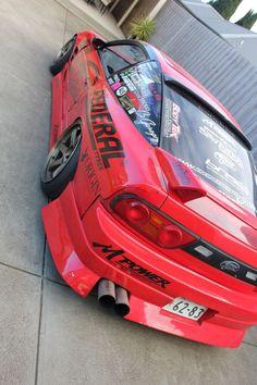 Nissan 180sx Drift Car  http://www.turrifftyres.co.uk