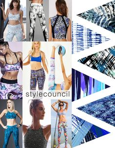 Style Council : Fashionably Fit -For that fast paced spirit or the everyday casual, activewear is the new denim!