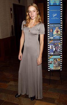 50 Shades of Grey (dresses) Chloe Sevigny in a grey dress