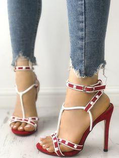 high heels – High Heels Daily Heels, stilettos and women's Shoes Stilettos, Pumps Heels, Stiletto Heels, High Heels, Heeled Sandals, Sandals Outfit, Shoes Sandals, White Sandals, Trend Fashion