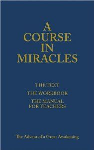 A Course in Miracles: Text, Workbook for Students, Manual For Teachers: Foundation for Inner Peace: 9780670869756: Amazon.com: Books