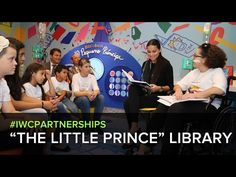 """Adriana Lima cuts the Ribbon on """"The Little Prince"""" Library in Children's Hosptial 