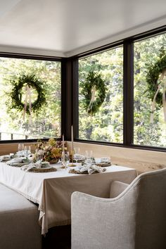 The 2021 McGee & Co. Holiday Collection: Our Team's Favorites - Studio McGee Christmas Holidays, Christmas Decorations, Table Decorations, Studio Mcgee Blog, Place Settings, Table Settings, Pop Up Shops, Christmas Inspiration, Evergreen
