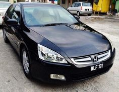 2004 Honda Accord 2.4