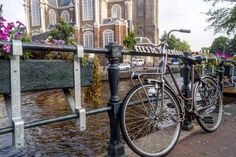 Amsterdam, Netherlands. Grand Canal.