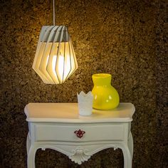 Organically Shaped Lighting by BOMERANGO #MONOQI
