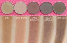 5 Sombras Marrons Opacas da MAC | Passando Blush