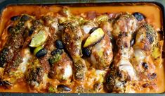 Pizza Snacks, Oven Dishes, One Pot Meals, Lchf, Keto, Cilantro, Vegetable Pizza, Chicken Recipes, Chicken Meals