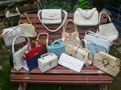 Vintage Virna: How to Pick the Perfect Summer Purse