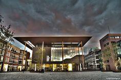het museum prachtig vastgelegd door Ruben van Vliet