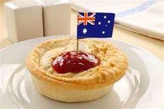 Aussie meat pie!