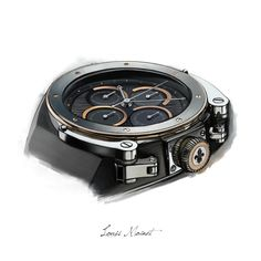 TIMEPIECES - Collection on Behance