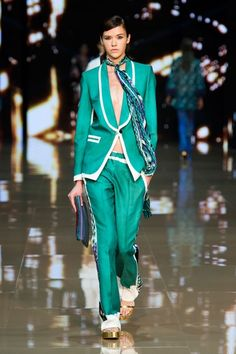 Just Cavalli Spring 2015 Collection