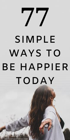 How To Become Happy, Tips To Be Happy, Reasons To Be Happy, How To Better Yourself, Live For Yourself, Improve Yourself, Happy Today, I Am Happy, Life Coaching Tools
