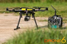 STORM Drone 6 Flying Platform - HeliPal