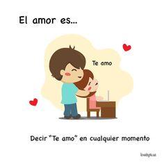 Ilustraciones que explican perfectamente lo que es el amor - Taringa!
