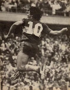 Golazo!!!! Boca 1981.