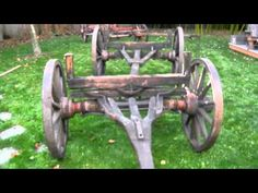 Old Western Wagons - Running Gear for Sale for a Sheepwagon Horse Wagon, Horse Drawn Wagon, Wagons For Sale, Wooden Wagon, Old Wagons, Chuck Wagon, Covered Wagon, Wagon Wheel, Running Gear