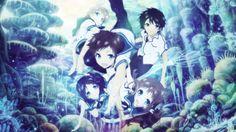 Nagi no Asukara Wallpaper by Totoro-GX on DeviantArt