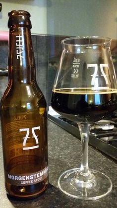 7 Fjell Bryggeri Morgenstemning Coffee Stout #craftbeer #realale #ale #beer…