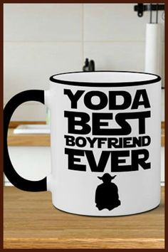 Great gift for your Star Wars loving Boyfriend! :) #starwars #coffee #gift #valentines #christmas #fathersday #ad