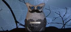 Owl plush capture life's moments unique adult by DarkPicketFence