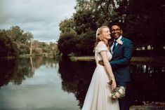 'Definitely the Best Day of Our Lives': Ciara and Dinuka Outdoor Wedding Reception, Wedding Ceremony, Outdoor Weddings, Essence Of Australia, Off Shoulder Wedding Dress, Lake Pictures, Beautiful Moments, Engagement Couple, Wedding Couples